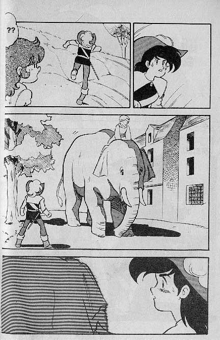 manga Sanjuushi-1 capitulo 1710