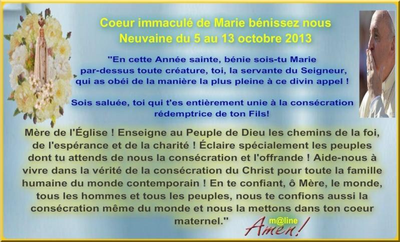 consécration du monde au Coeœur Immaculé de Marie par le pape François ce 13 octobre Pizap_11