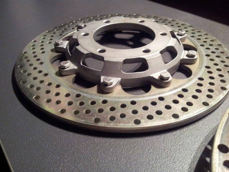 disques fonte suite 510