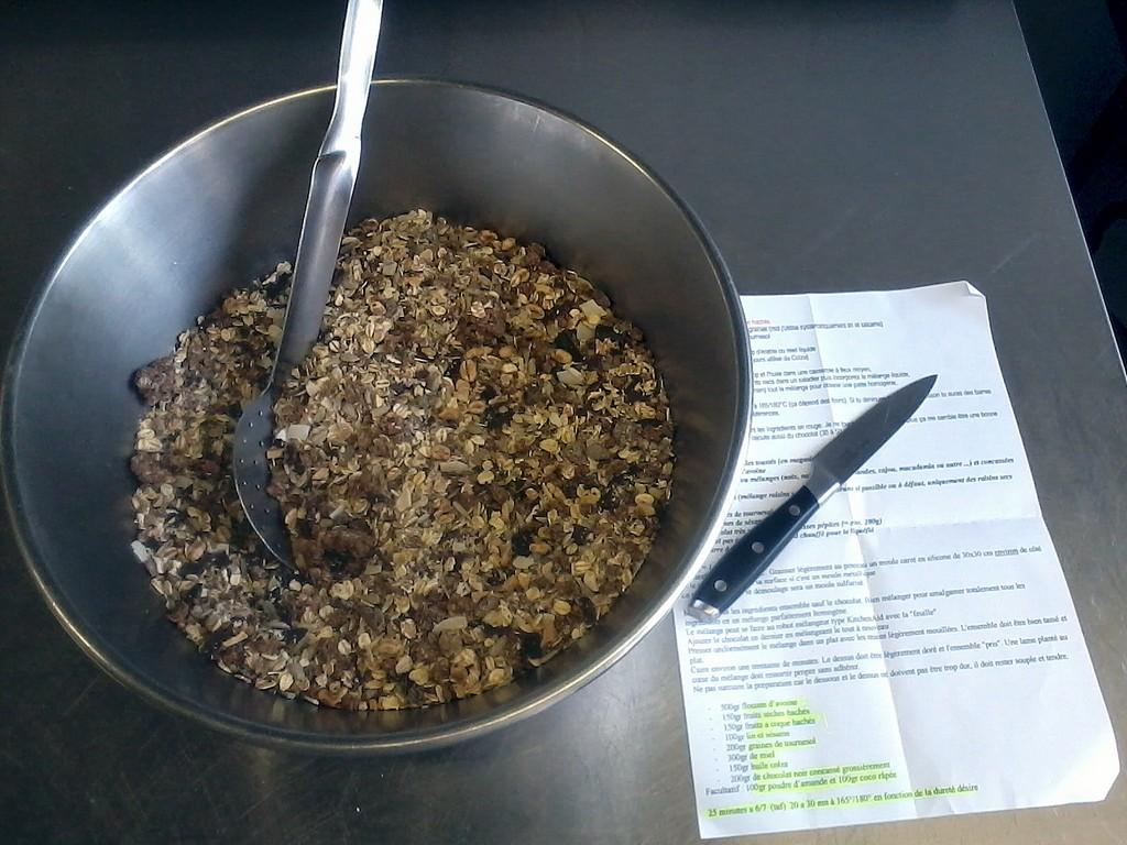 Barres cereales bio maison. Tn_20110