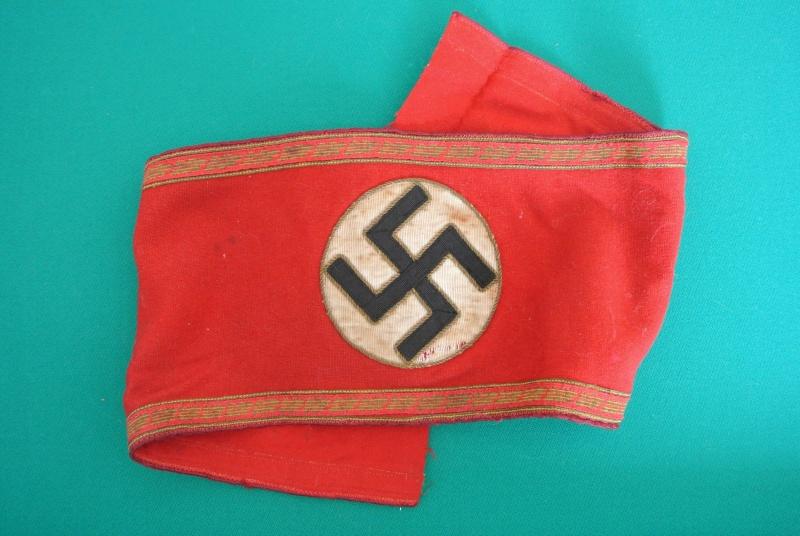 Brassard NSDAP. Dsc_2510