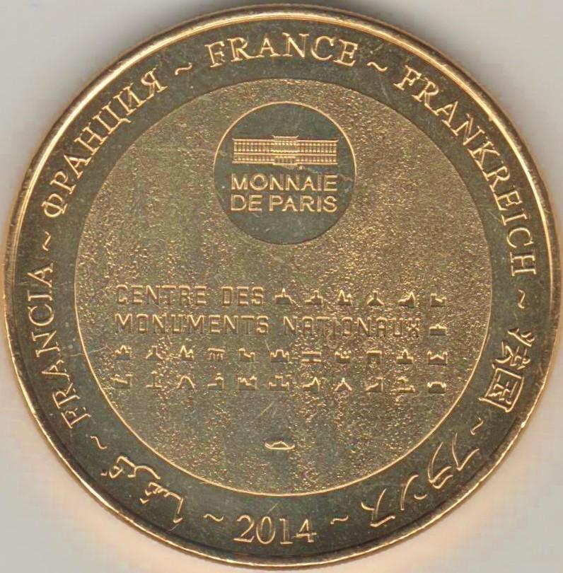 """Groupe """"Centre des Monuments Nationaux"""" 00137"""