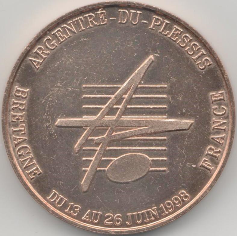 Argentré-du-Plessis (35370)  [Edv] 00224
