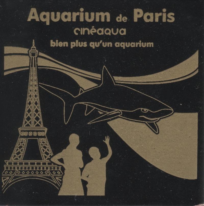 Aquarium de Paris / Cinéaqua (75016) 00315