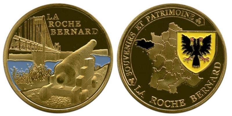 Souvenirs et Patrimoine 34mm  5611
