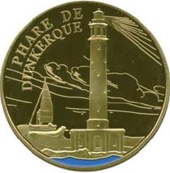 Souvenirs et Patrimoine 40mm =  20 59111
