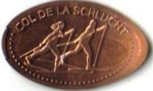 Elongated-Coin = 27 graveurs 8810