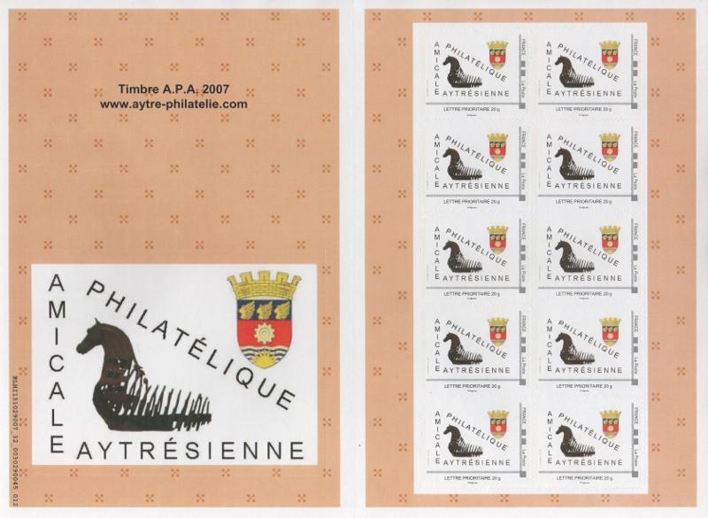 17 - Amicale Philatélique Aytrésienne Aytre_10