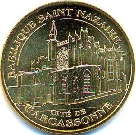 Carcassonne (11000)  [UEHY] Carcas11