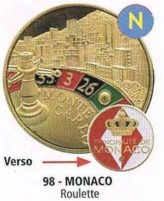 Principauté de Monaco  [UEAW / UEFD / UEMA] Ccf31156