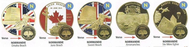 Normandie D-DAY - JOUR-J Ccf31164