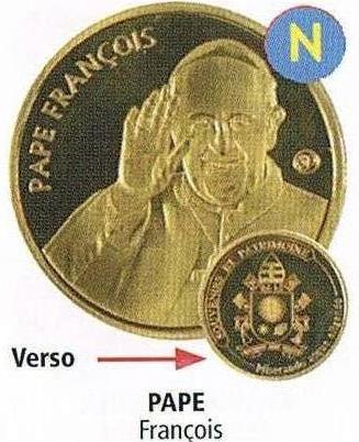 Vatican et médailles papales Ccf31167