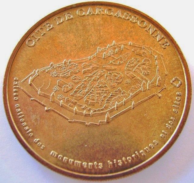 Carcassonne (11000)  [UEHY] Cite_d10