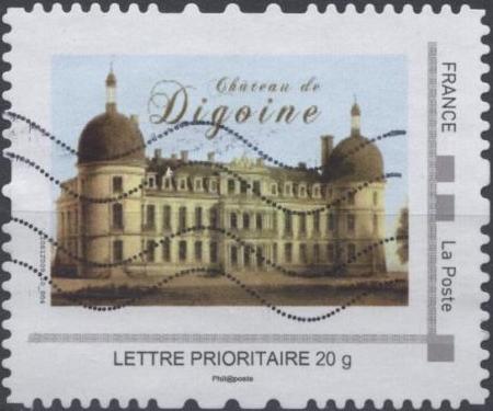71 - Palinges - Château de Digoines Digoin11