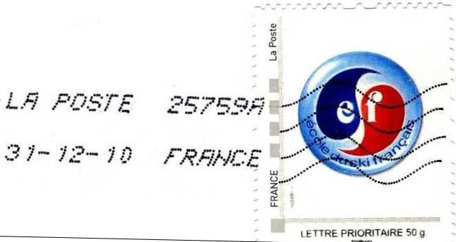 74 - Chamonix - ESF Esf10