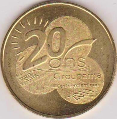 Niort (79000)  [Groupama] Gro10
