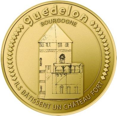 Treigny (89520) [Chateau de Guedelon] Guedel10