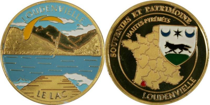 Souvenirs et Patrimoine 34mm  Lac10