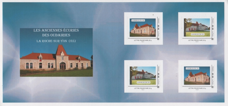 85 - La Roche-sur -Yon - Association Philatélique Yonnaise Laroch11