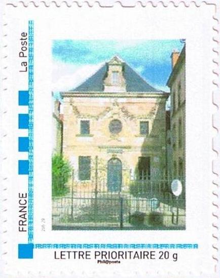 54 - Lunéville Groupement Philatélique Lunevi11