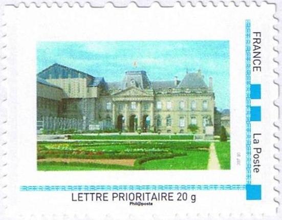 54 - Lunéville Groupement Philatélique Lunevi12