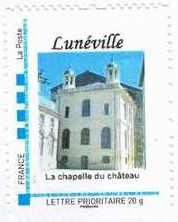 54 - Lunéville Groupement Philatélique Lunevi16