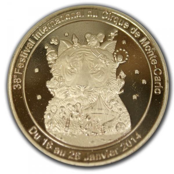 Principauté de Monaco  [UEAW / UEFD / UEMA] Medail10