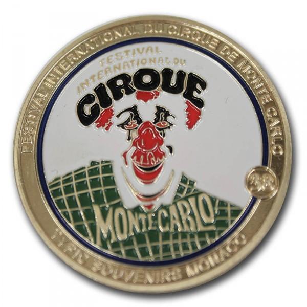 Principauté de Monaco  [UEAW / UEFD / UEMA] Medail11