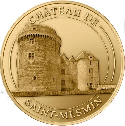 Saint-André-sur-Sèvre (79380)  [Château de Saint-Mesmin] Mesmin10
