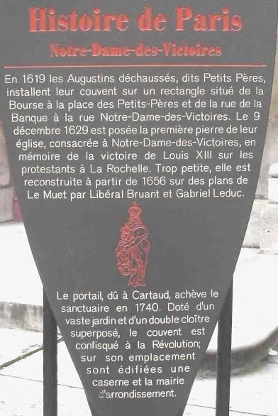 Notre-Dame des Victoires  (75002) Notre-10