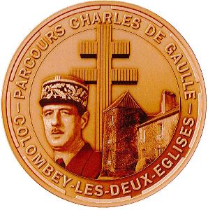 Colombey-les-deux-Eglises (52330) [Mémorial Charles de Gaulle UEAZ]  Parcou10