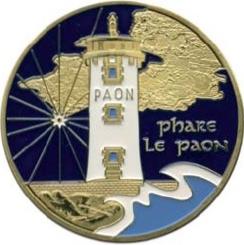 Souvenirs et Patrimoine 40mm  Phare_11