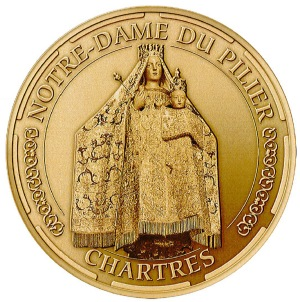 Chartres (28000) Pilier11