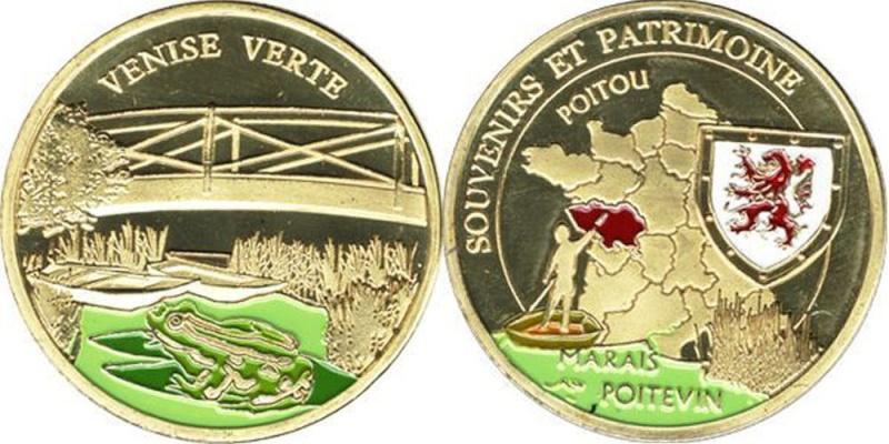 Coulon (79510)  [Venise verte / Marais Poitevin] Poitou10