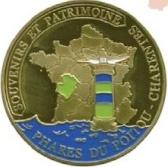 Souvenirs et Patrimoine 40mm  Poitou11