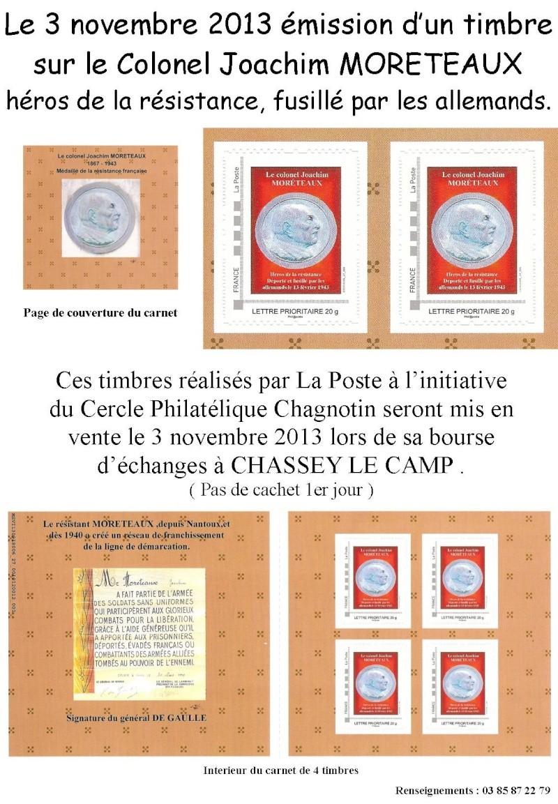 71 - Chagny - Cercle Philatélique Chagnotin Pub_jo10