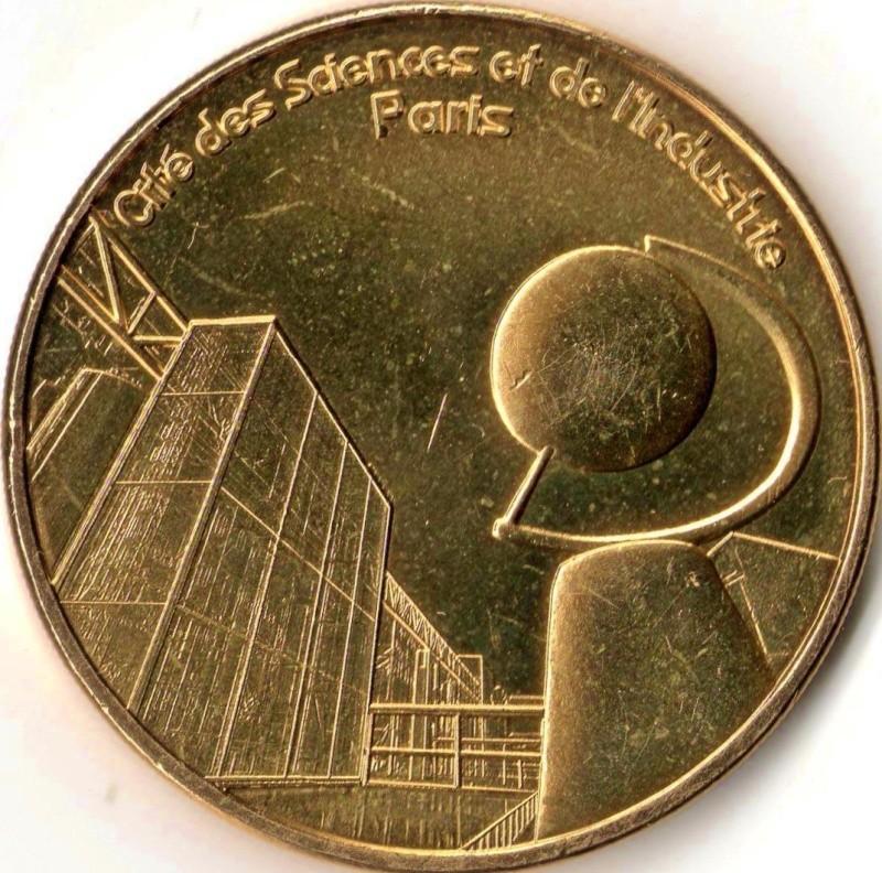 Cité des Sciences et de l'Industrie (75019) [Argonaute / Cité enfants / Géode / UEJL] Scienc10