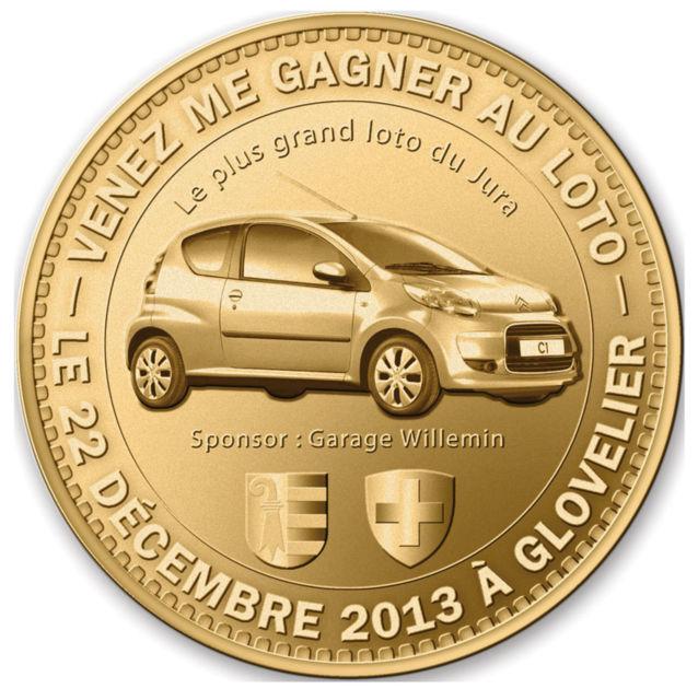 Monnaie de Paris Suisse10