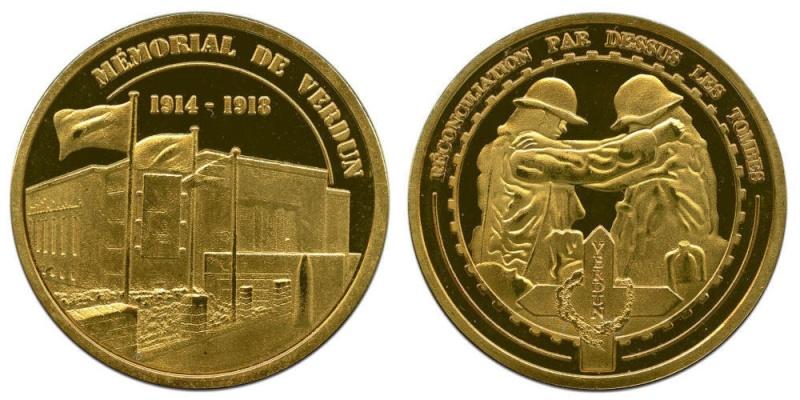 Souvenirs et Patrimoine 34mm =  73 Verdun11