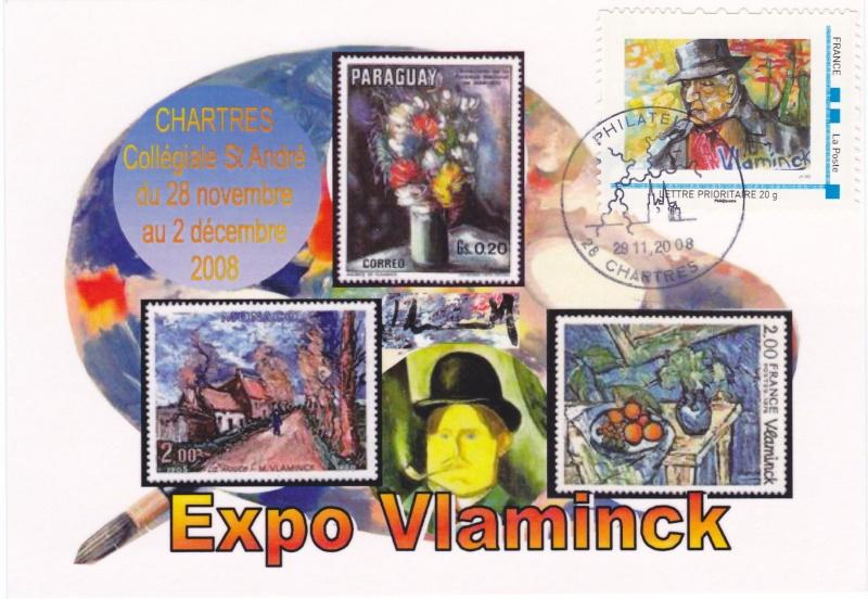 28 - Chartres - Cercle Philatélique Chartrain Vlamin10