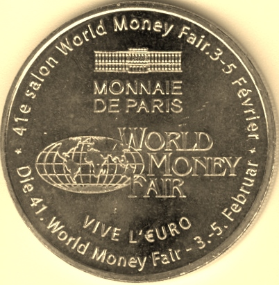 Berlin  [World Money Fair] Worldm10