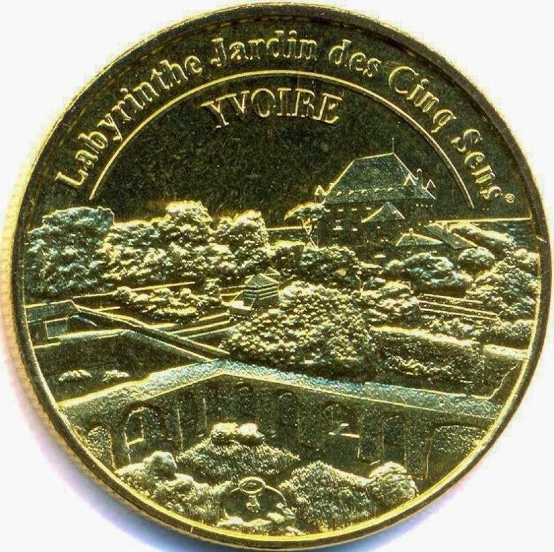 Médailles et Patrimoine Yvoire10