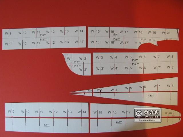 Seeflugzeugträger IJN Nisshin, Angraf 1:200 - Baubericht I010110