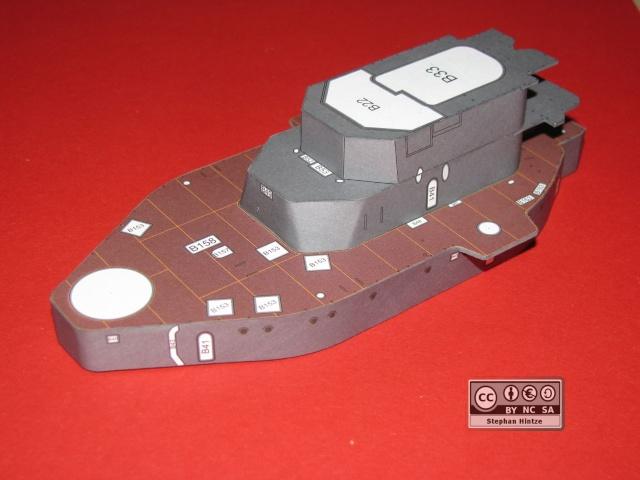 Seeflugzeugträger IJN Nisshin, Angraf 1:200 - Baubericht I011110