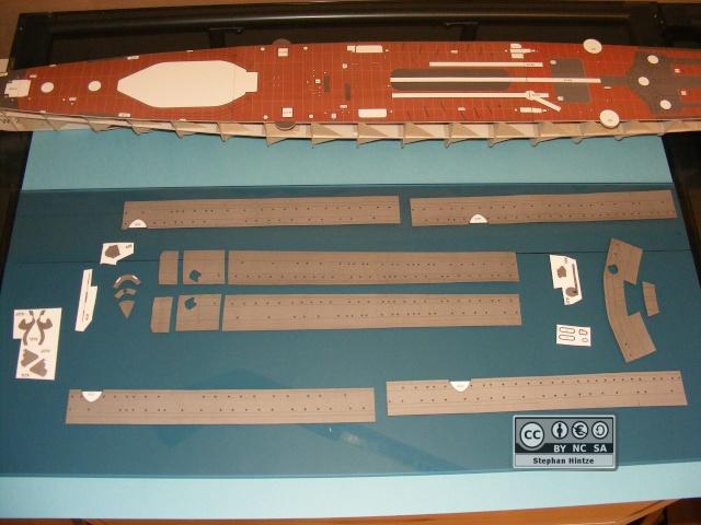 Seeflugzeugträger IJN Nisshin, Angraf 1:200 - Baubericht I012310