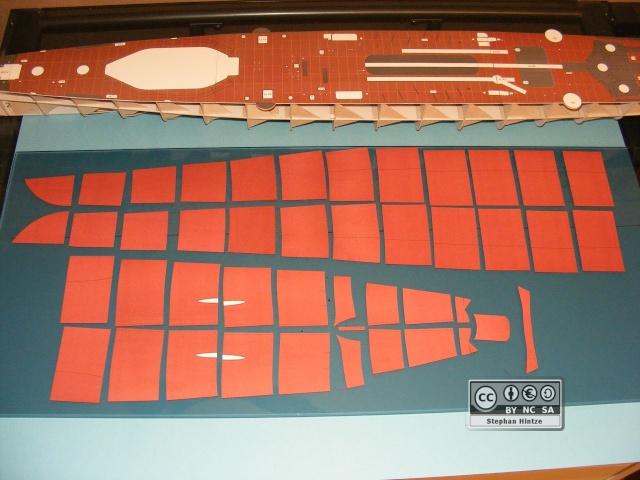 Seeflugzeugträger IJN Nisshin, Angraf 1:200 - Baubericht I012410