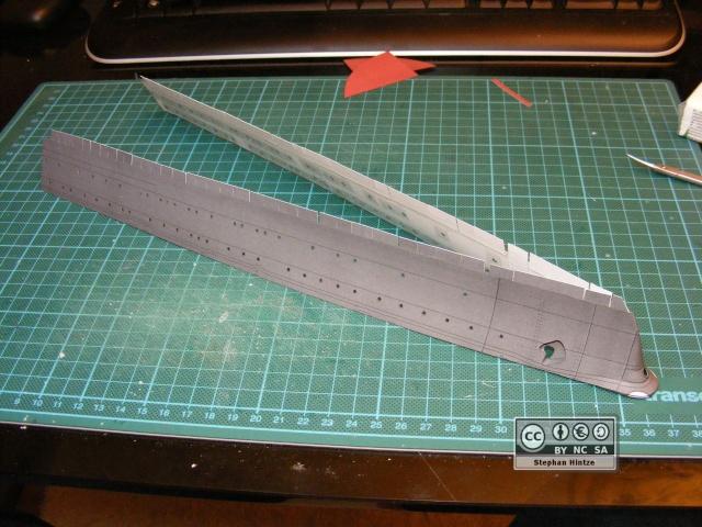 Seeflugzeugträger IJN Nisshin, Angraf 1:200 - Baubericht I013010