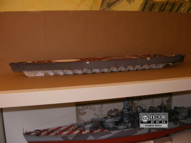 Seeflugzeugträger IJN Nisshin, Angraf 1:200 - Baubericht I013210