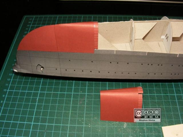 Seeflugzeugträger IJN Nisshin, Angraf 1:200 - Baubericht I013310