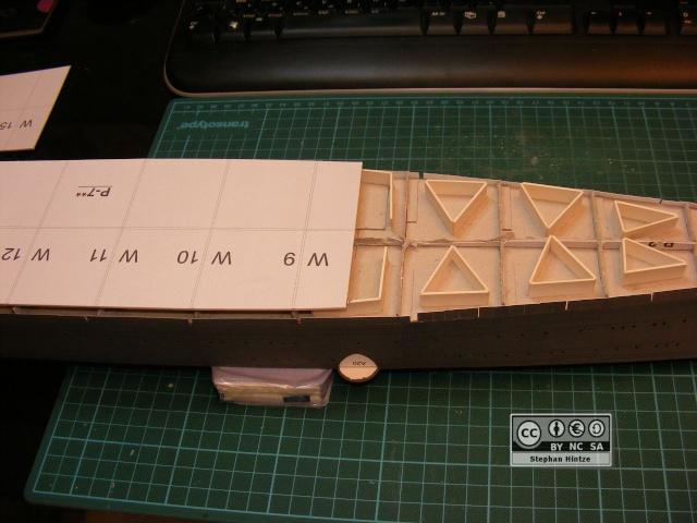 Seeflugzeugträger IJN Nisshin, Angraf 1:200 - Baubericht I013410
